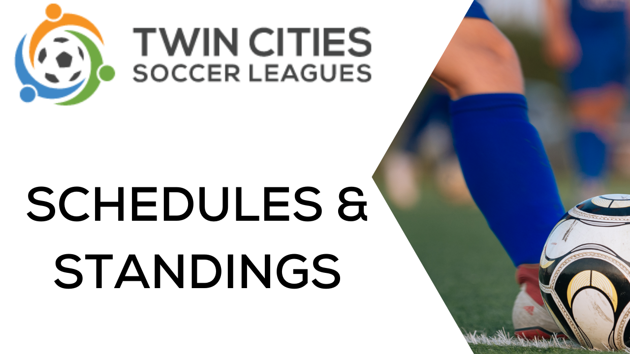 TCSL Schedules & Standings